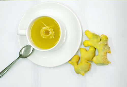 Tác hại khi tiêu thụ quá nhiều trà gừng 2