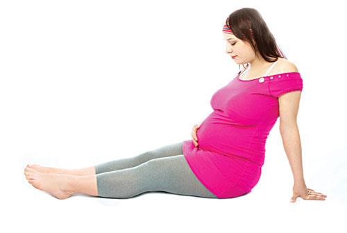 Những bệnh khó tránh trong thời gian mang thai 1