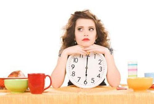 Thời gian tốt nhất cho bữa sáng, trưa, tối nếu bạn muốn giảm cân 1