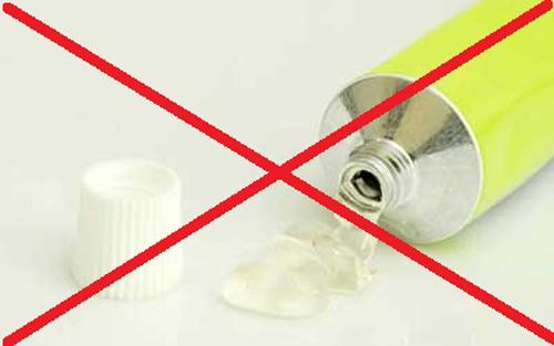 Suýt vô sinh vì dùng gel bôi trơn 2