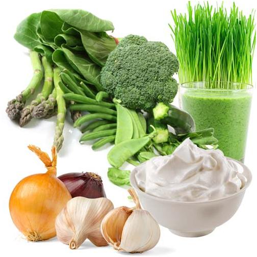 3 nhóm thực phẩm giúp cơ thể đào thải độc tố  3