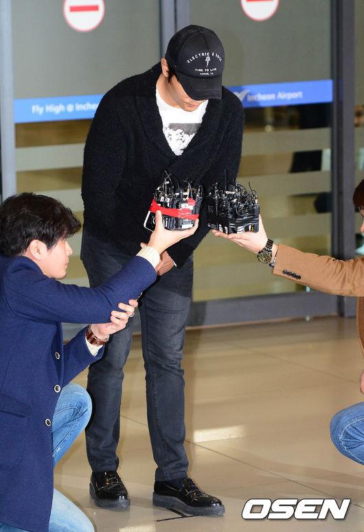Lee Min Jung lần đầu lộ diện sau scandal của Lee Byung Hun 8