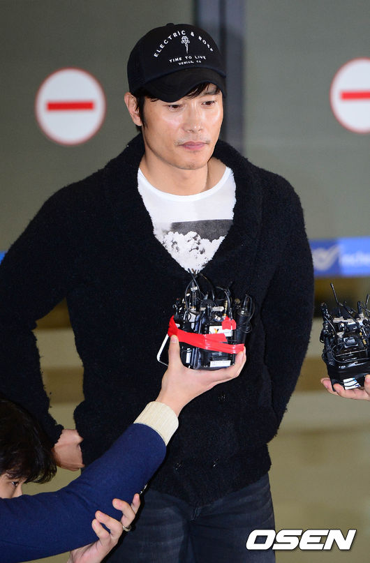 Lee Min Jung lần đầu lộ diện sau scandal của Lee Byung Hun 7