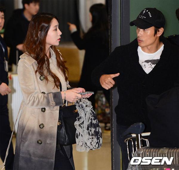 Lee Min Jung lần đầu lộ diện sau scandal của Lee Byung Hun 3
