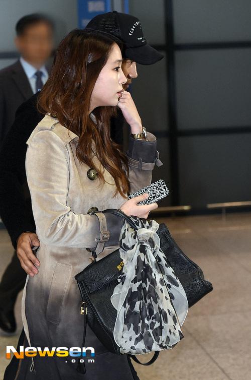 Lee Min Jung lần đầu lộ diện sau scandal của Lee Byung Hun 6