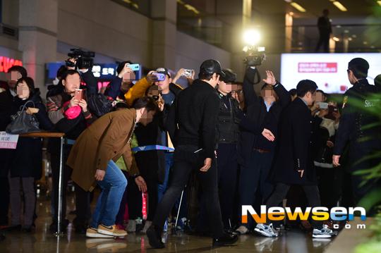 Lee Min Jung lần đầu lộ diện sau scandal của Lee Byung Hun 9