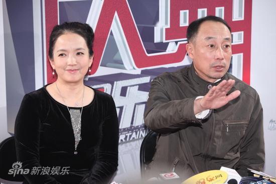 Triệu Vy, Huỳnh Hiểu Minh bị nghệ sĩ gạo cội mắng