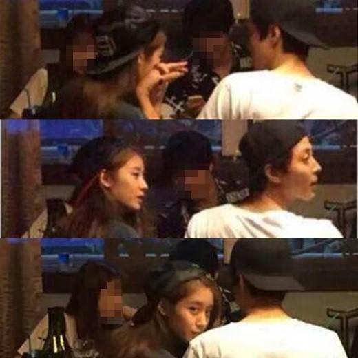 Lee Dong Gun hẹn hò nữ ca sĩ T-ara 1
