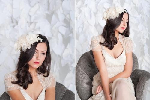 4 phụ kiện cài tóc tinh tế tô điểm yêu kiều cho cô dâu mới 10