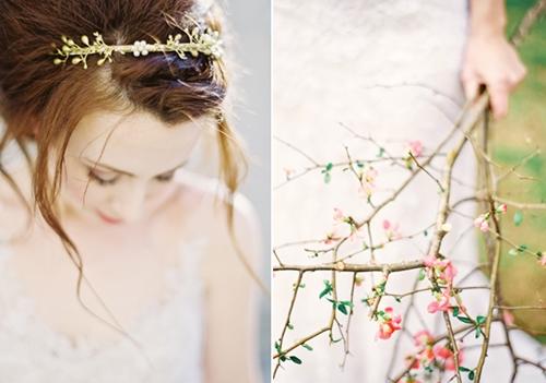 4 phụ kiện cài tóc tinh tế tô điểm yêu kiều cho cô dâu mới 6