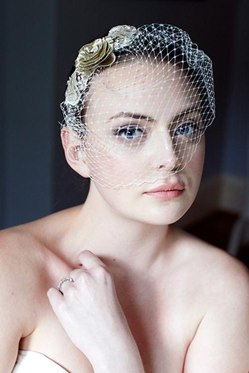4 phụ kiện cài tóc tinh tế tô điểm yêu kiều cho cô dâu mới 23