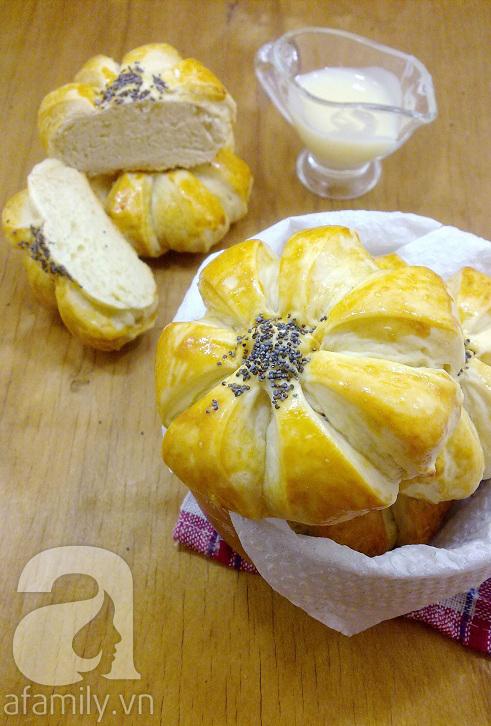 Làm bánh mỳ mềm ngon cho bữa sáng 1