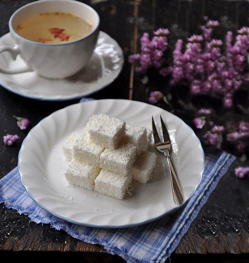 Tự làm bánh khúc bạch mát lạnh dẻo thơm 7