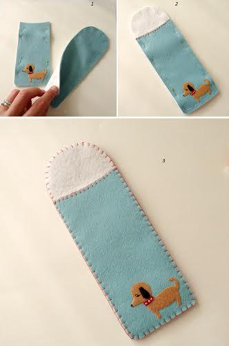 Tự khâu ví nhỏ xinh xắn thật dễ dàng 8