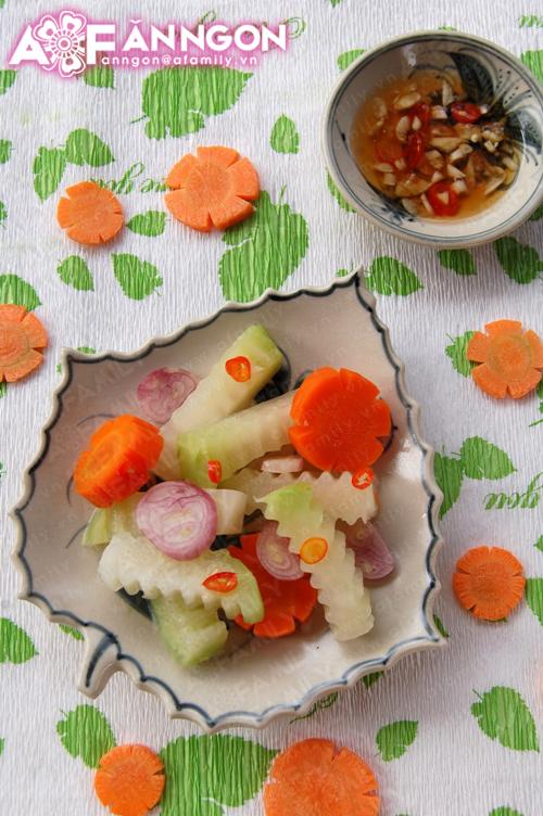 21 Tết: Công thức 5 món dưa ngon cho mâm cơm ngày Tết 3