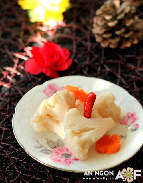 21 Tết: Công thức 5 món dưa ngon cho mâm cơm ngày Tết 2