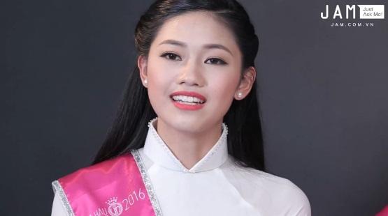 Phỏng vấn Á hậu Thanh Tú