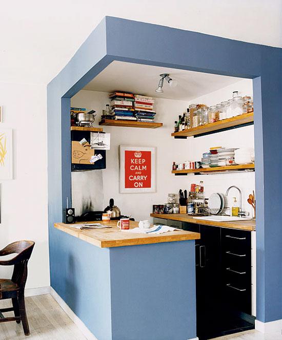 Bố trí nội thất thông minh cho không gian nhỏ hẹp 2