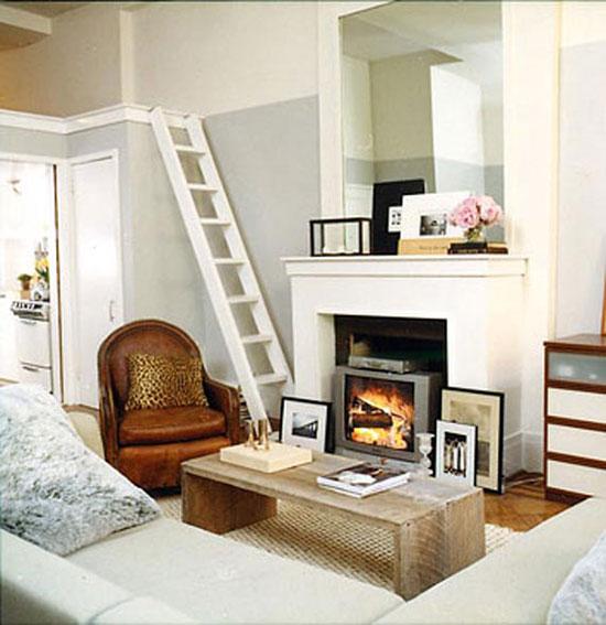 Bố trí nội thất thông minh cho không gian nhỏ hẹp 7