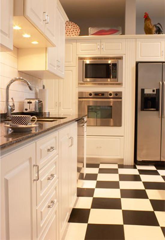5 mẹo thiết kế phòng bếp gọn gàng và khoa học 5