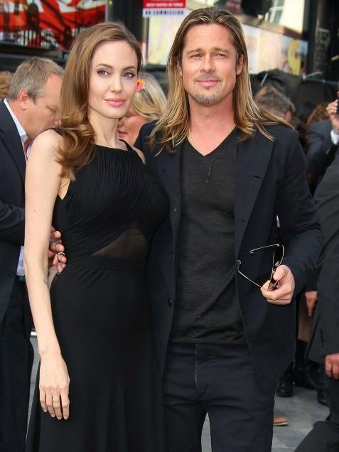 Angelina Jolie - Biến cố cuộc đời đến những quyết định vĩ đại 8