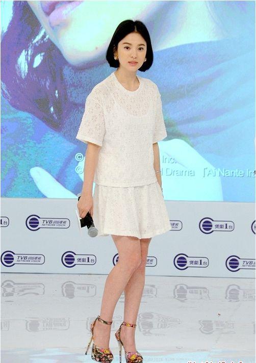 """Song Kye Kyo """"bật mí"""" về hình mẫu lý tưởng 1"""