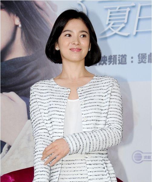 """Song Kye Kyo """"bật mí"""" về hình mẫu lý tưởng 2"""