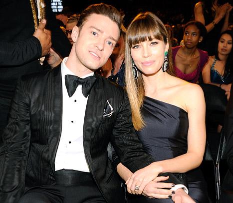 Rộ tin vợ chồng Justin Timberlake bỏ nhau 1