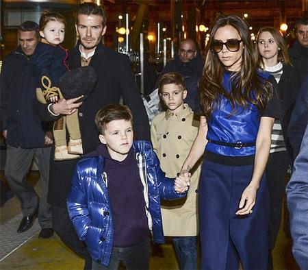 Nơi nghỉ của gia đình Victoria Beckham vừa bị nổ lớn 5