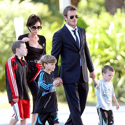 Beckham - Victoria: 17 năm không một giọt nước mắt 4