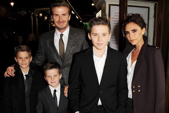 Beckham - Victoria: 17 năm không một giọt nước mắt 9