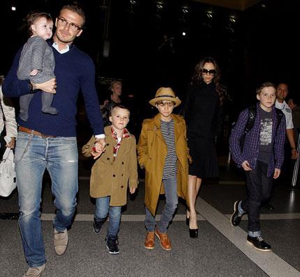 Beckham - Victoria: 17 năm không một giọt nước mắt 7