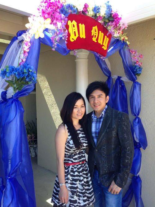 Khung cảnh chuẩn bị lễ cưới của anh Bo Đan Trường 5