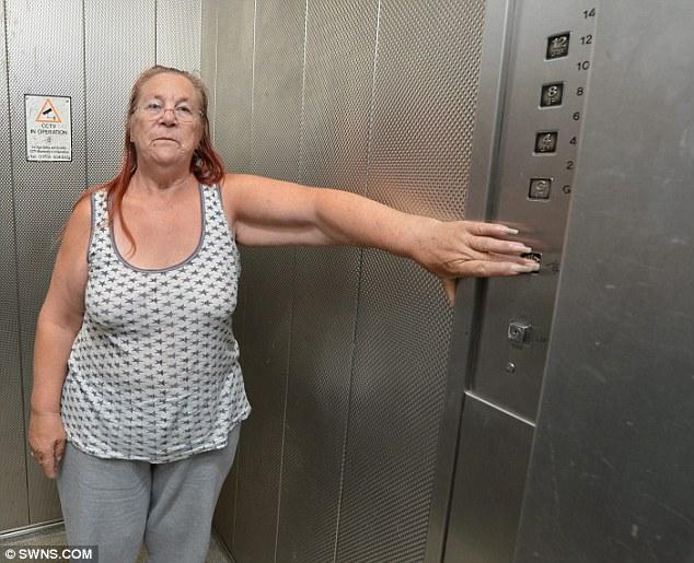 Bà cụ sống sót thần kỳ sau hai lần rơi thang máy 2