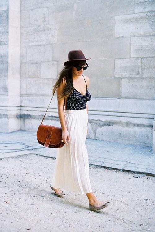 Lỗi thời trang phụ nữ Pháp không bao giờ mắc phải 2