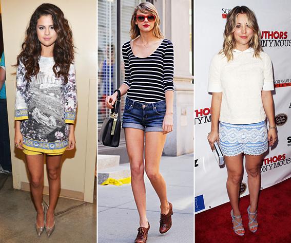 Chọn quần shorts phù hợp với lứa tuổi 20, 30 và ngoài 40 1