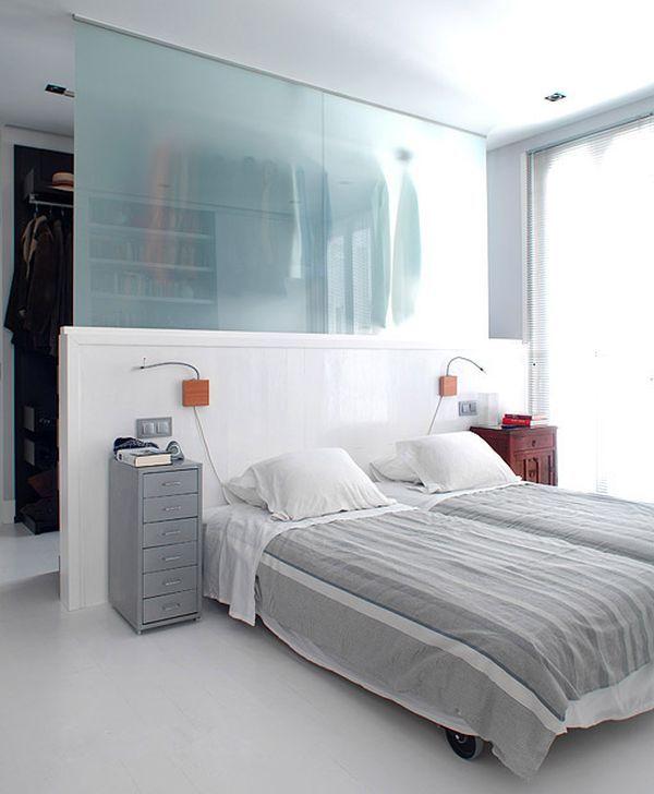 Những thiết kế tủ quần áo thông minh cho phòng ngủ hẹp (P.2) 3
