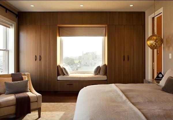 6 thiết kế tủ quần áo thông minh cho phòng ngủ hẹp (P.1) 1