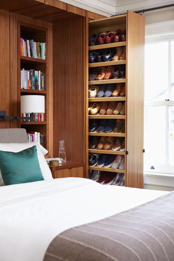 Những thiết kế tủ quần áo thông minh cho phòng ngủ hẹp (P.2) 6