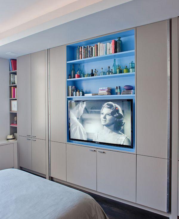 6 thiết kế tủ quần áo thông minh cho phòng ngủ hẹp (P.1)   3