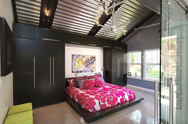 6 thiết kế tủ quần áo thông minh cho phòng ngủ hẹp (P.1) 4