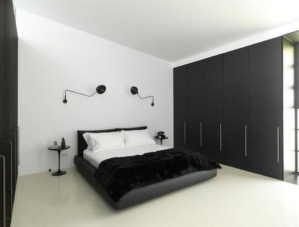 Những thiết kế tủ quần áo thông minh cho phòng ngủ hẹp (P.2) 1