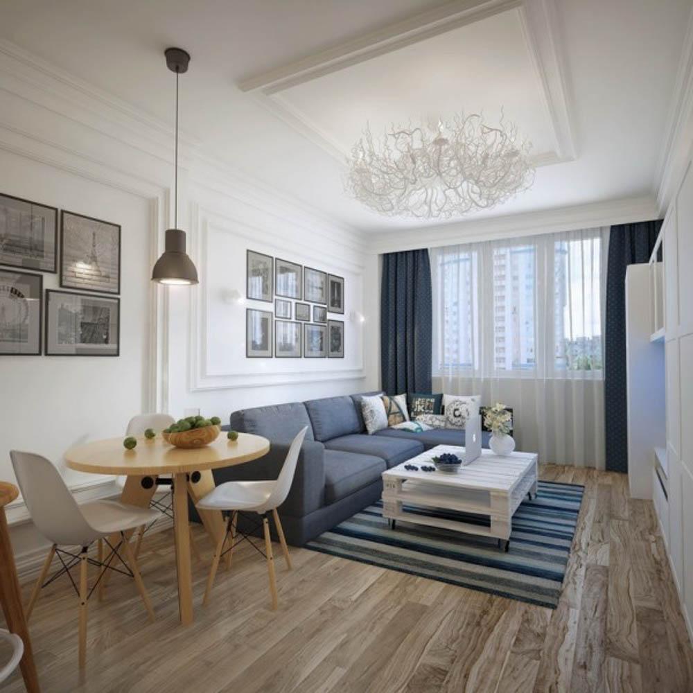 Tư vấn thiết kế nhà cấp 4 rộng 60m² cho cặp vợ chồng 9x 3