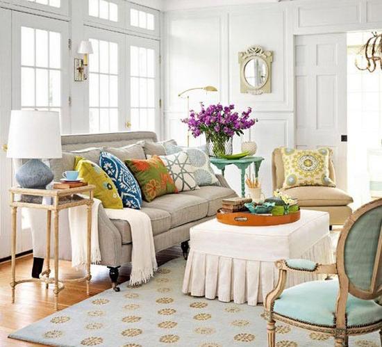 5 ý tưởng tuyệt vời để làm mới ghế sofa nhà bạn 8