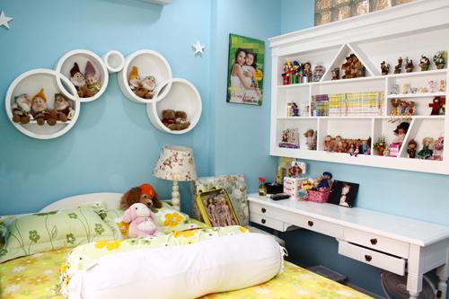 Đột nhập phòng ngủ của các nhóc tì nhà sao Việt 9