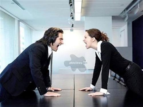 Làm gì khi giận dữ với đồng nghiệp? 1