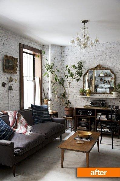Đổi mới cho căn hộ nhỏ bị quá tải vì nội thất 2