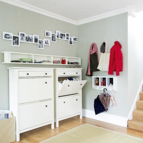 7 ý tưởng lưu trữ tuyệt vời cho khu vực hành lang 5