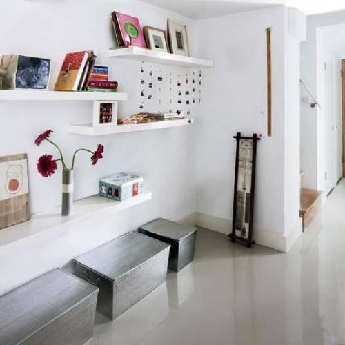 7 ý tưởng lưu trữ tuyệt vời cho khu vực hành lang 6
