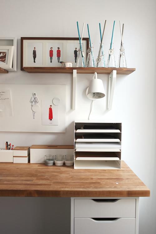 Những góc nhà tuyệt đẹp trong căn hộ 39m² của nữ thiết kế thời trang 12
